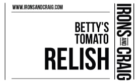 website-label--betty's-relish