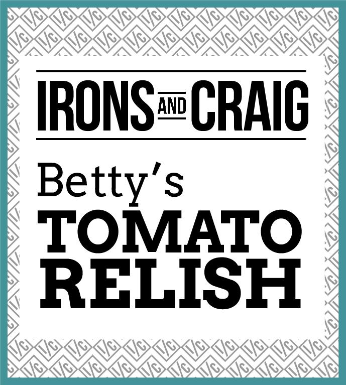 website relish label image